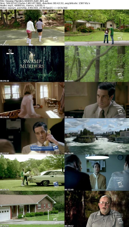 Swamp Murders S04E05 XviD-AFG