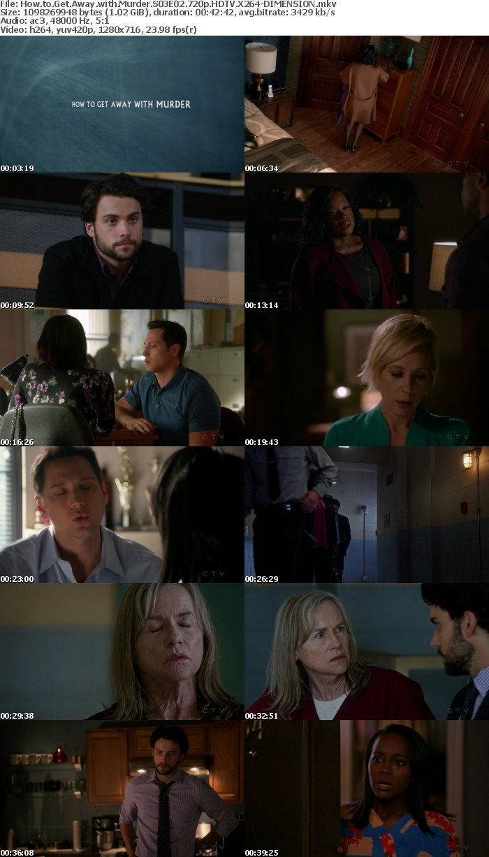 How to Get Away with Murder S03E02 720p HDTV X264-DIMENSION