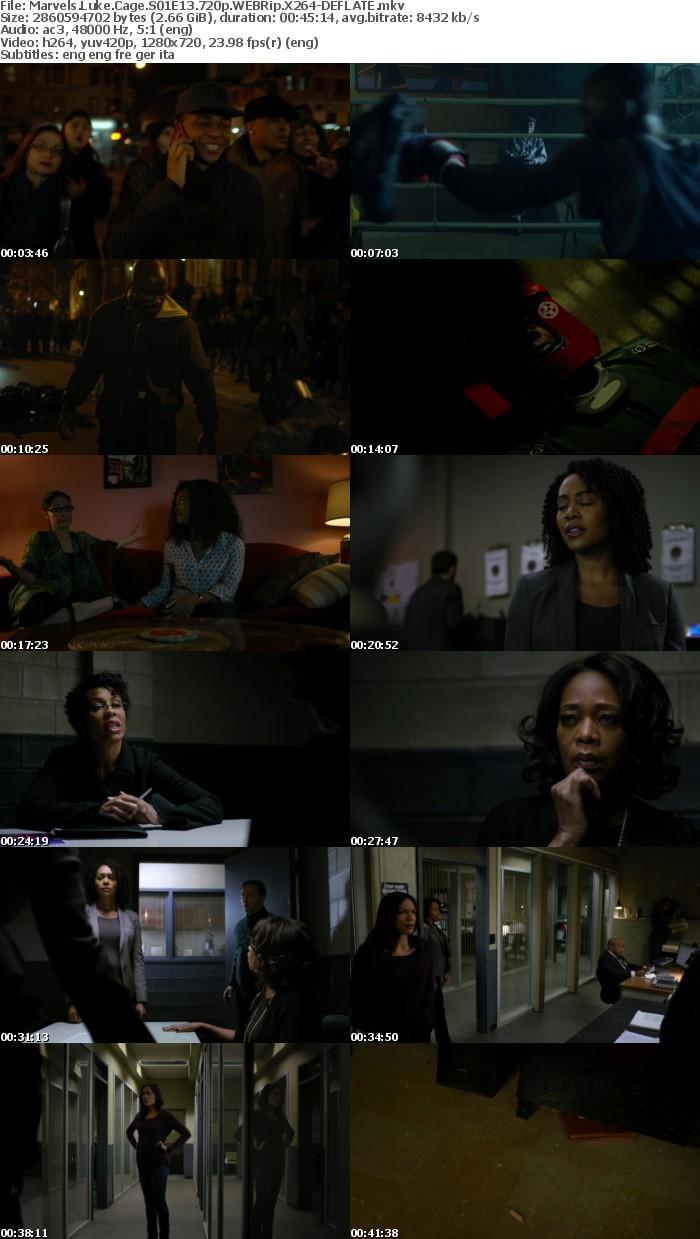 Marvels Luke Cage S01E13 720p WEBRip X264-DEFLATE