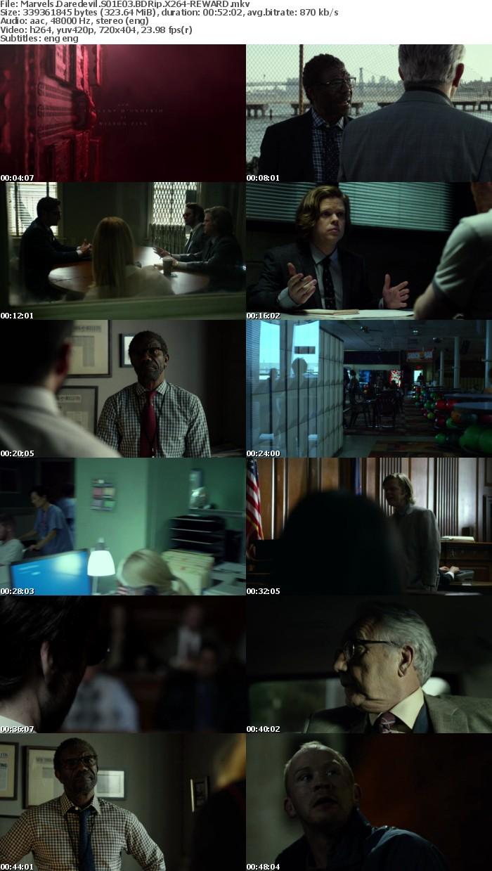 Marvels Daredevil S01 BDRip X264-REWARD