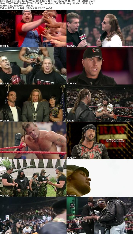 WWE Monday Night War E04 A New D-Generation WEB H264-RELiANCE