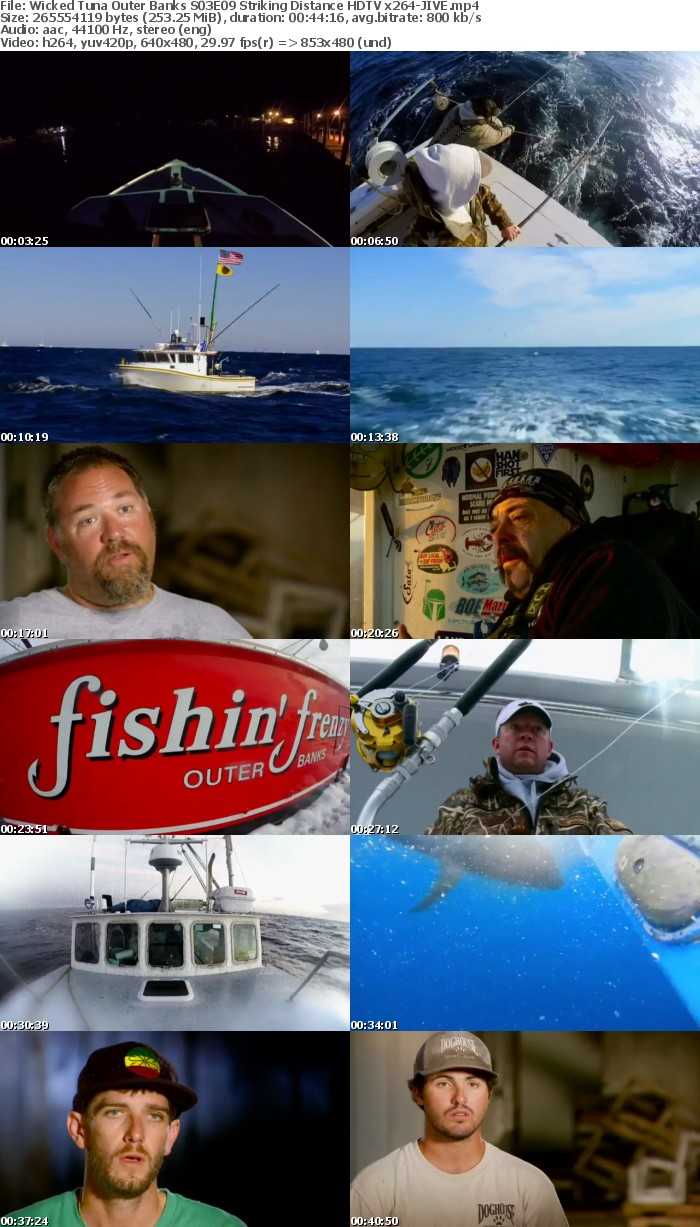 Wicked Tuna Outer Banks S03-MixedPack