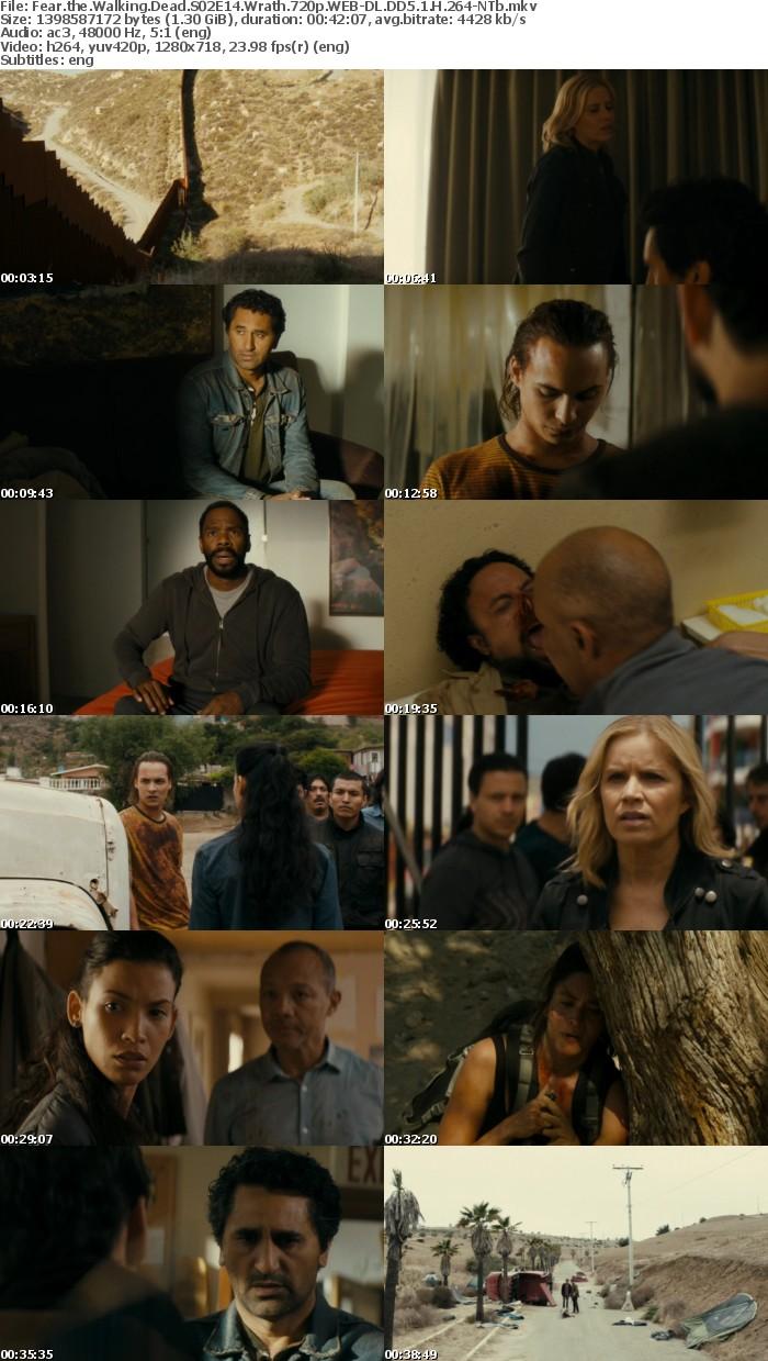 Fear the Walking Dead S02 720p WEB-DL DD5 1 H 264-NTb
