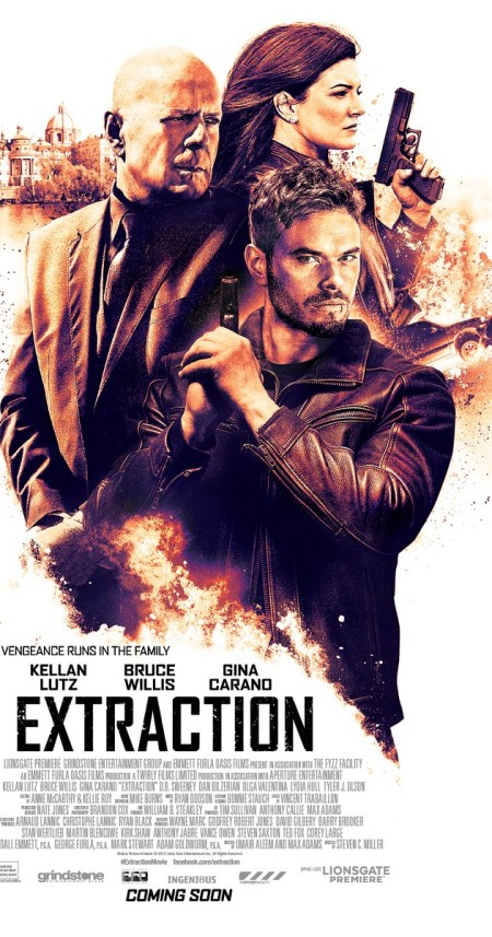 Extraction Operation Condor 2015 DUAL COMPLETE BLURAY-GMB