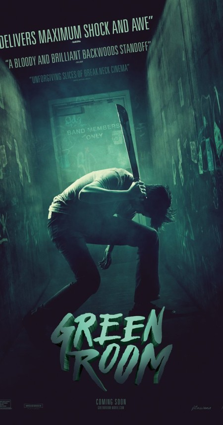 Green Room 2015 DUAL COMPLETE BLURAY-GMB