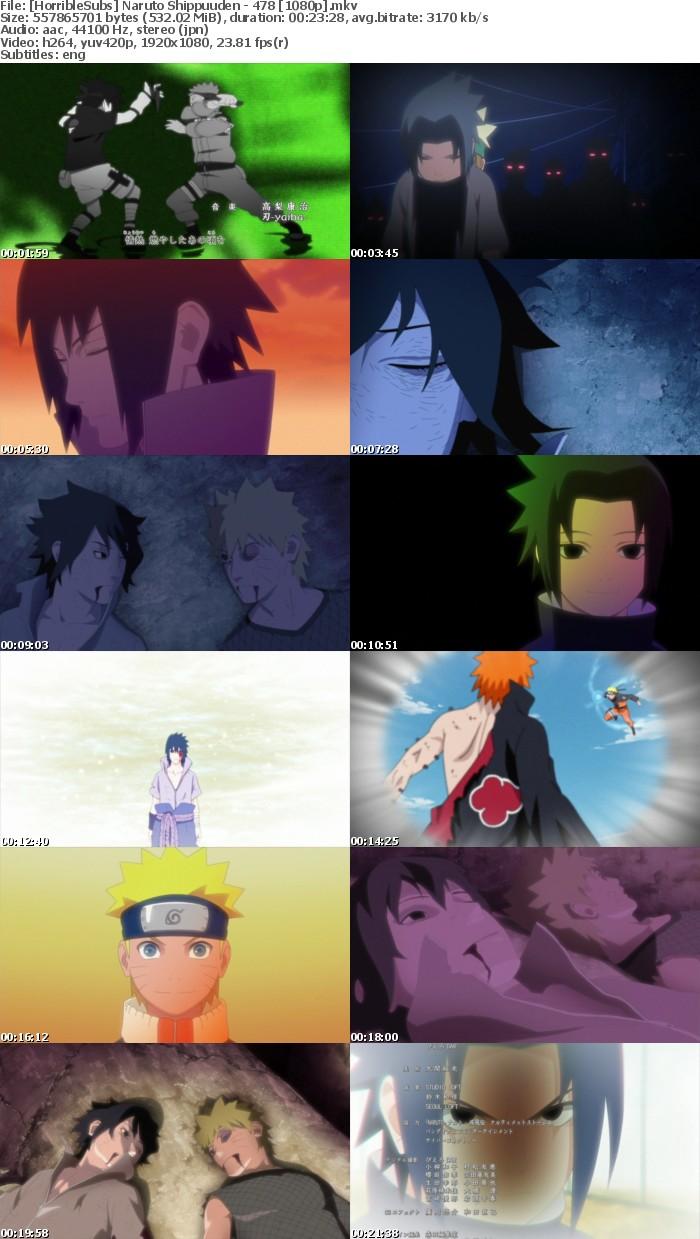 Naruto Shippuuden (E-478) [1080p]