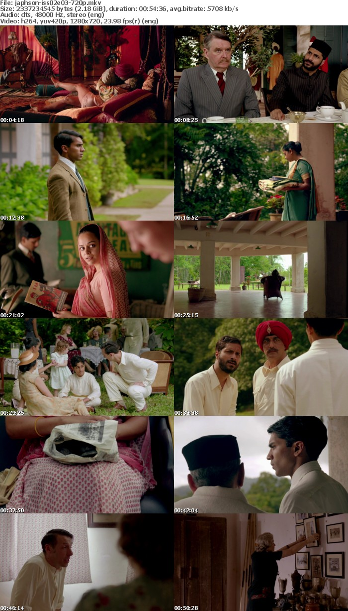 Indian Summers S02 720p BluRay x264