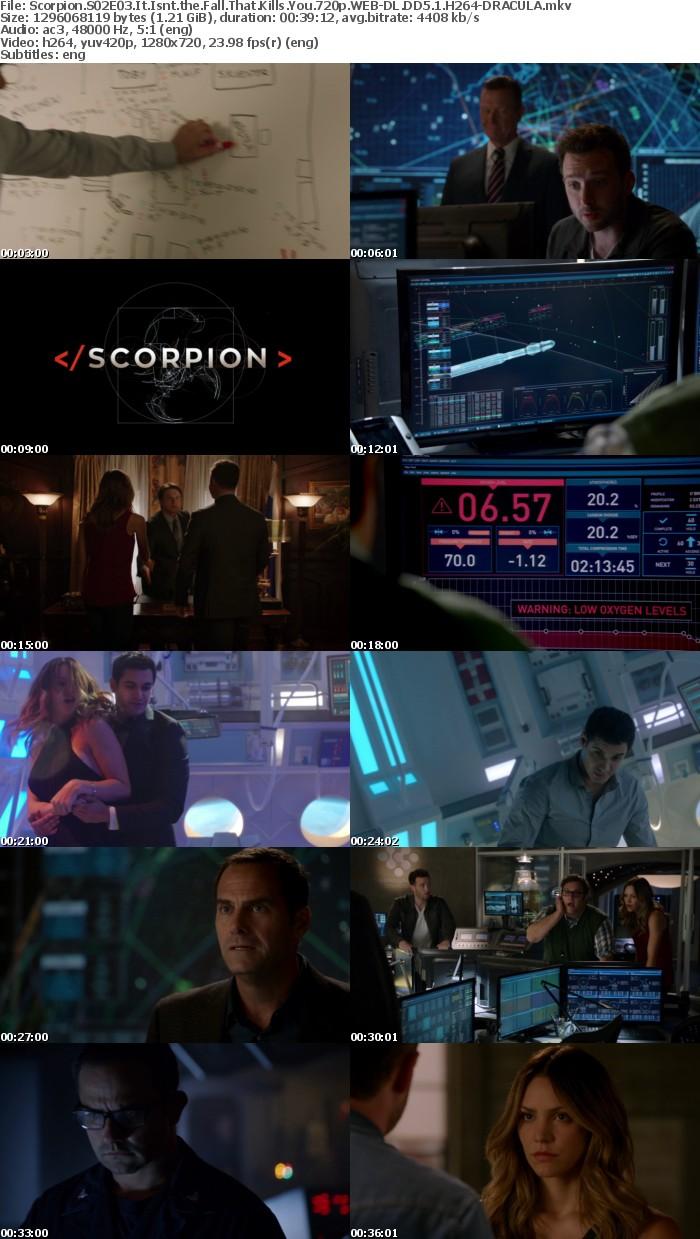 Scorpion S02E03 It Isnt the Fall That Kills You 720p WEB-DL DD5 1 H264-DRACULA