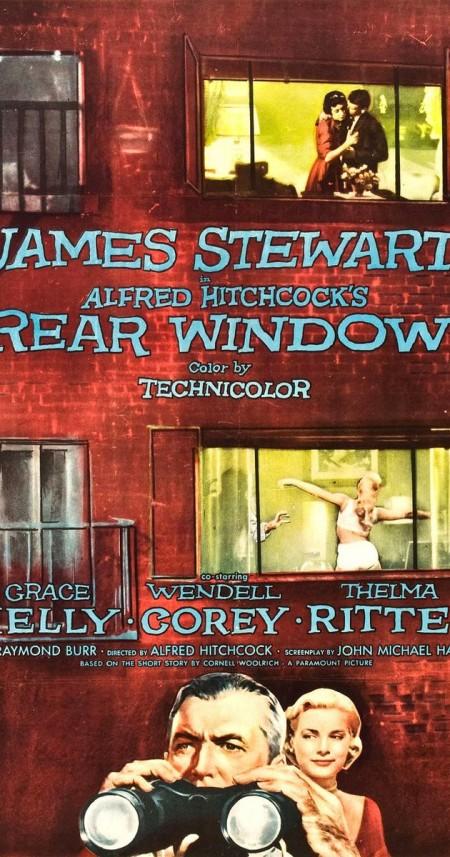 Rear Window 1954 BluRay 1080p x265 Dts2-D3FiL3R