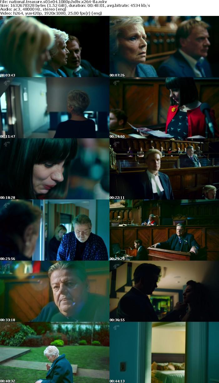 National Treasure S01E04 1080p HDTV x264A
