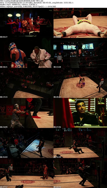 Lucha Underground S03E06 XviD-AFG