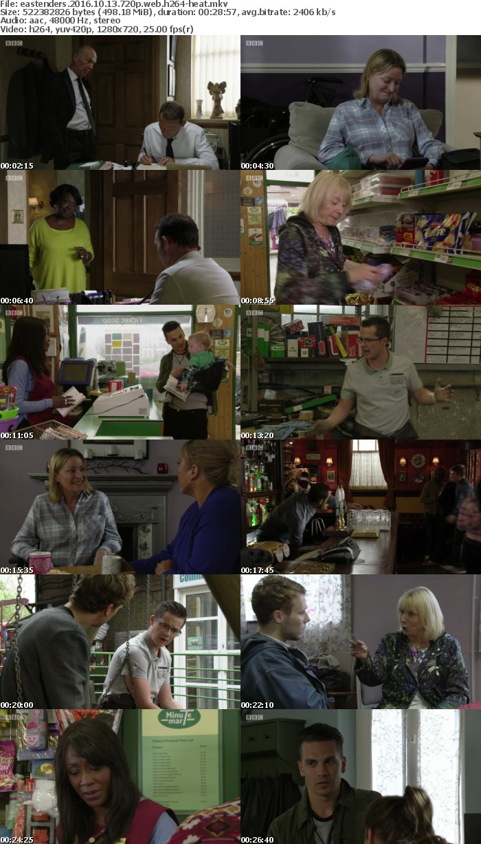 EastEnders 2016 10 13 720p WEB h264-HEAT