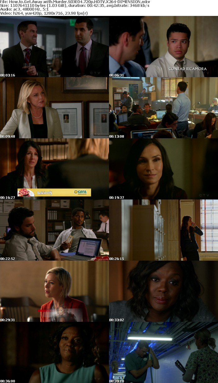 How to Get Away with Murder S03E04 720p HDTV X264-DIMENSION