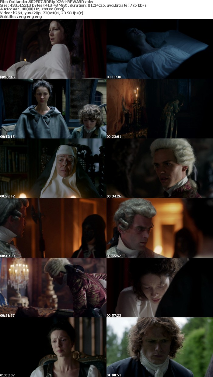 Outlander S02 BDRip X264-REWARD
