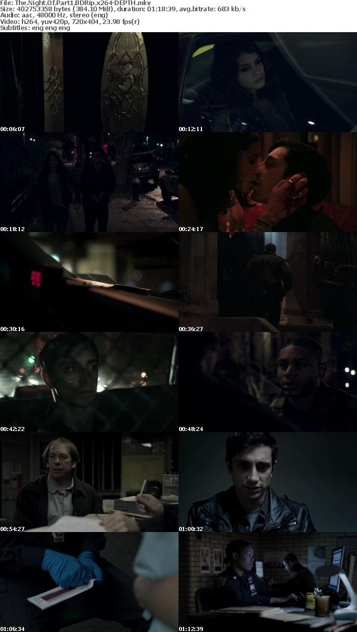 The Night Of S01 BDRip x264-DEPTH