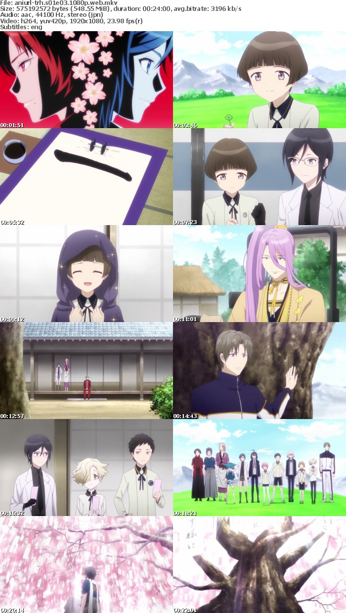 Touken Ranbu Hanamaru S01E03 1080p WEB x264-ANiURL