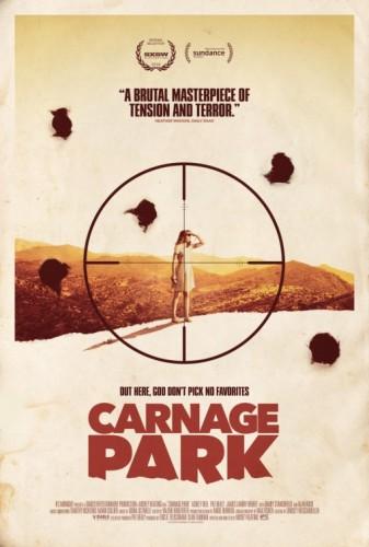 Carnage Park (2016) 1080p Brrip H264 Aac-rarbg