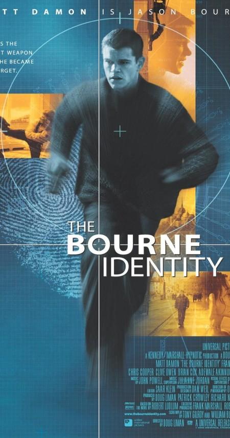 The Bourne 2002-2012 Quadrilogy 1080p BluRay DTS x264-ETRG