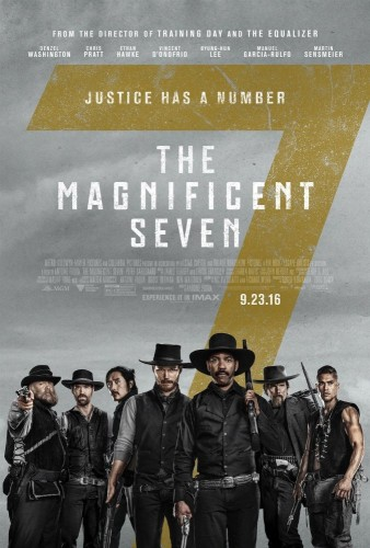 The Magnificent Seven (2016) Brrip X264 Ac3-titan
