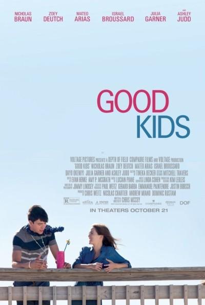 Good Kids (2016) 720p Brrip X264-mkvcage