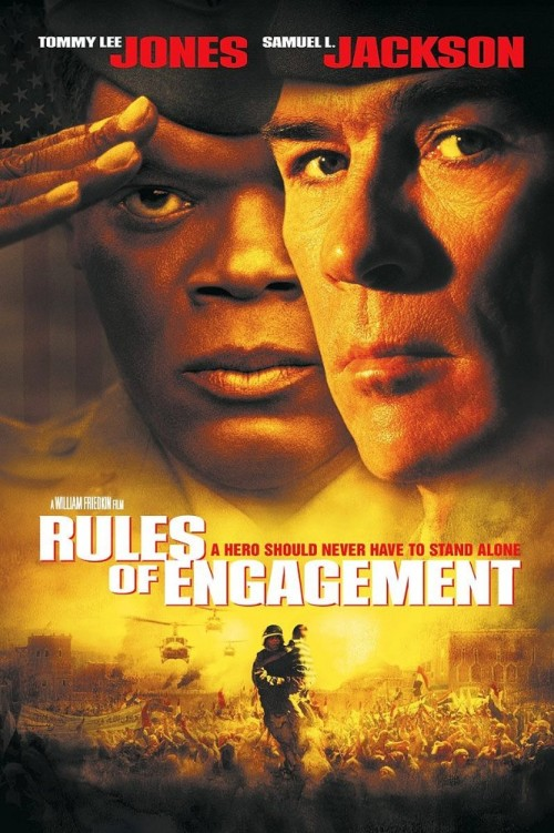 Rules Of Engagement 2000 720p Bluray X264-x0r
