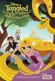 Tangled Before Ever After 2017 HDRip XviD AC3EVO