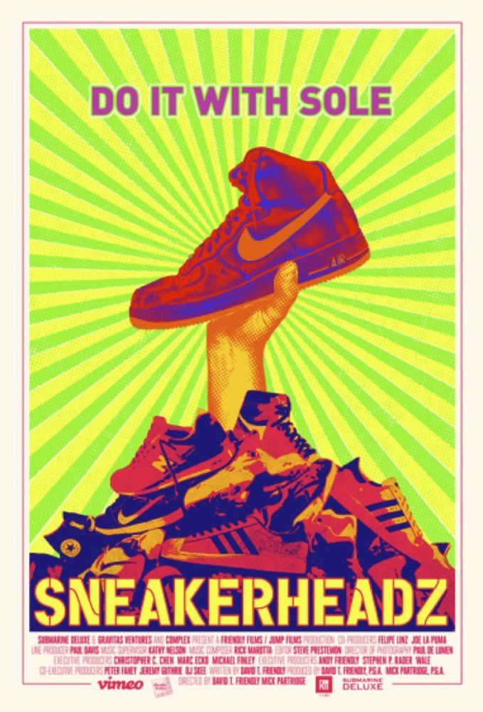 Sneakerheadz 2015 BRRip XviD AC3