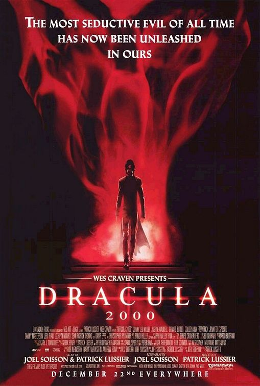 Wes Craven Presents Dracula 2000 2000 BRRip XviD MP3