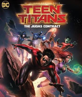 Teen Titans The Judas Contract (2017) 720p Web-dl H264 Ac3-evo