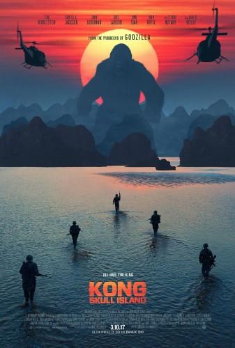 Kong  Skull Island (2016) HC 1080p WEBRip x264-iExTV