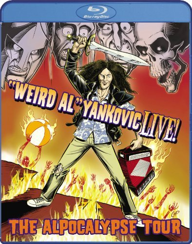 Weird Al Yankovic Live The Alpocalypse Tour 2011 BRRip XviD MP3