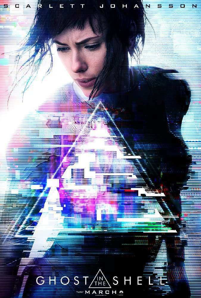 Ghost In The Shell 2017 SUBBED HDRip XViD26k