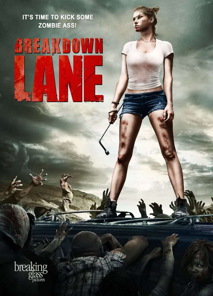 Breakdown Lane 2017 HDRip XviD AC3EVO
