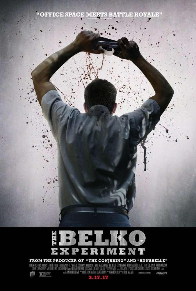 The Belko Experiment 2016 BDRip x264COCAIN