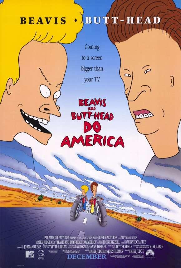 Beavis and ButtHead Do America 1996 HEVC  WEBRiP DD5 1 x265LEGi0N