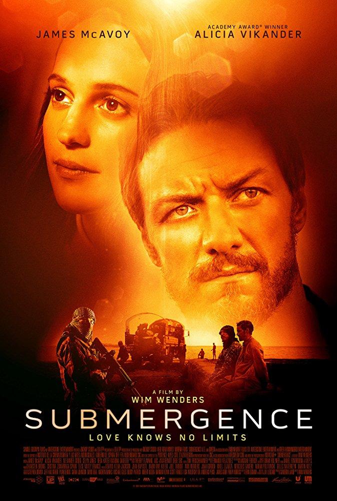 Submergence (2018) HDRip XviD AC3-EVO