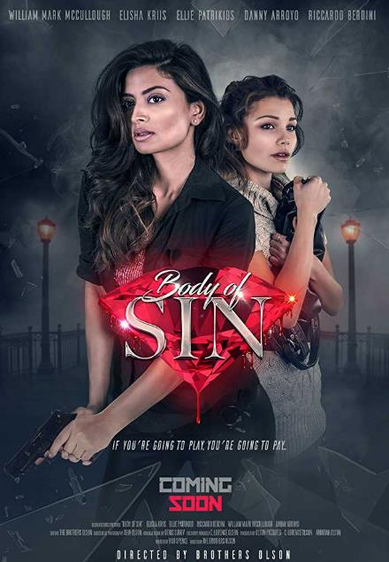 Body of Sin (2018) HDRip XviD AC3-EVO