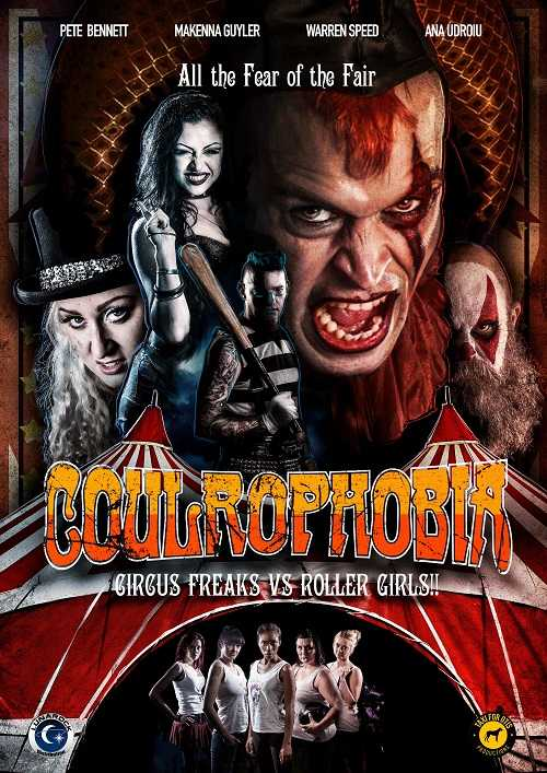Coulrophobia (2017) HDRip XviD AC3-EVO