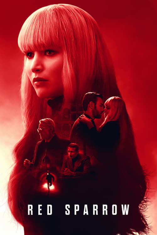 Red Sparrow 2018 720p BRRiP XViD AC3-budyzer