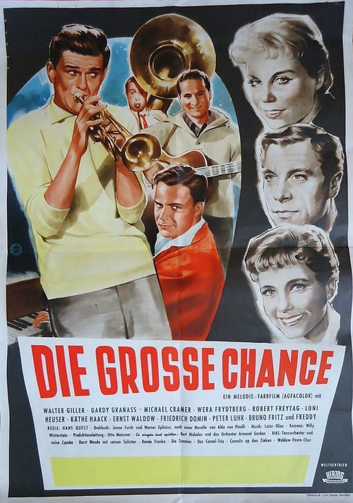 Die grosse Chance 1957 German 720p BluRay x264-SPiCY