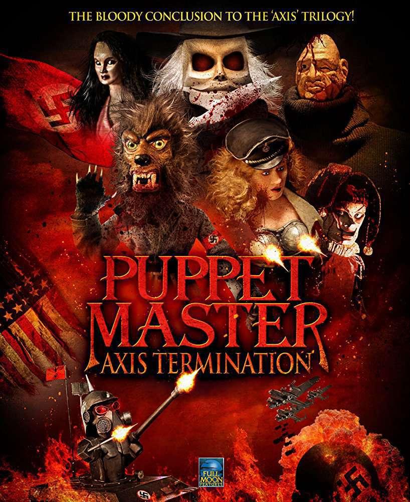 Puppet Master Axis Termination (2017) WEBRip x264 - SHADOW[TGx]