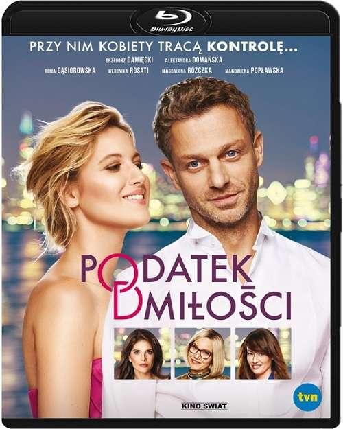 Podatek od miłości (2018) PL.720p.BluRay.x264.DTS.AC3-DENDA  / film polski
