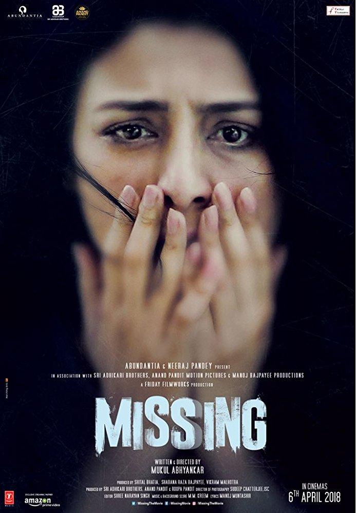 Missing 2018 720p WEB-HD x264 HINDI AAC LLG