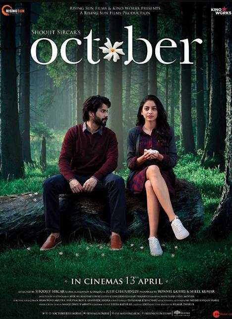 October (2018) Hindi 480p HDRip x264 300MB-DLW