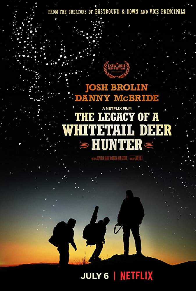 The Legacy of a Whitetail Deer Hunter (2018) HDRip XviD AC3-EVO