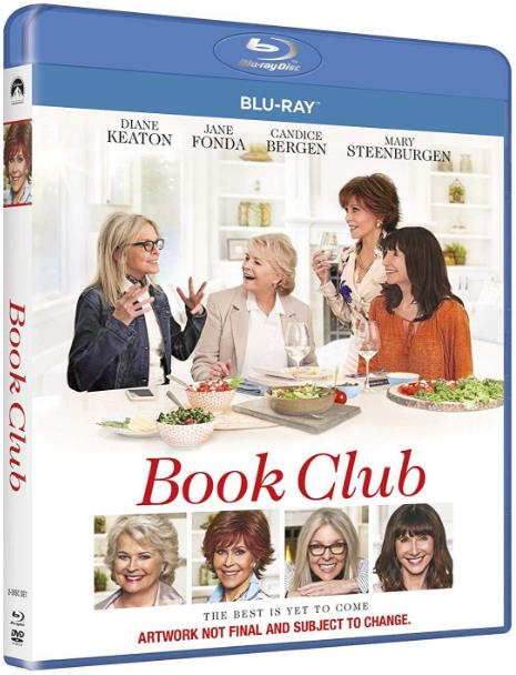 Book Club (2018) 720p HDCAM ENG X264-24HD