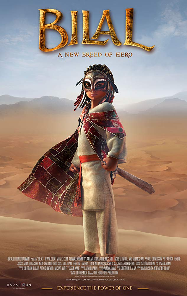 Bilal A New Breed of Hero (2018) HDRip XviD AC3-EVO