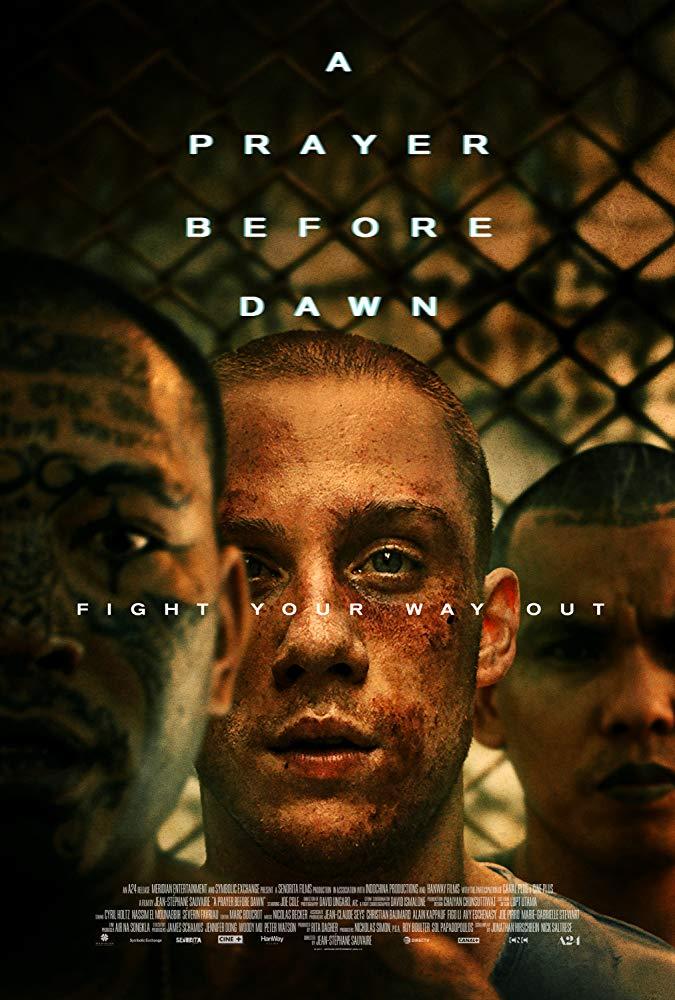 A Prayer Before Dawn (2017) HDRip XviD AC3-EVO