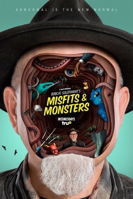 Bobcat Goldthwaits Misfits and Monsters S01E03 WEBRip x264-TBS