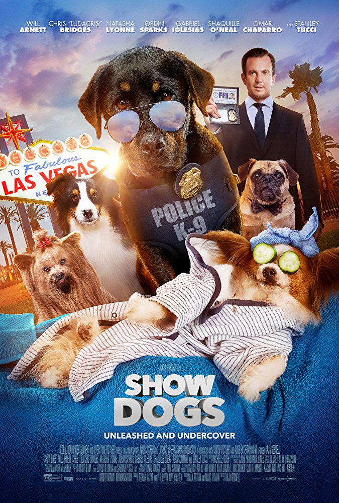 Show Dogs (2018) 720p WEB-HD 650 MB - iExTV